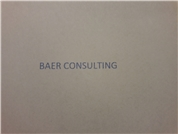 Jenny Baer-Pasztory -  Baer Consulting
