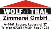 Wolfthal Zimmerei GmbH
