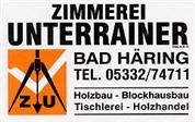 Zimmerei Unterrainer GmbH