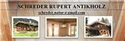Rupert Schreder - Antikholz Rupert Schreder Naturholzbau