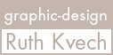 Ruth Kvech - Werbegrafik, Graphic-Design