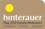Mag.a (FH) Claudia Maria Gertrude Hinterauer - Hinterauer Consulting & Training