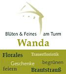 Wanda Floristik GmbH -  Wanda - Blüten und Feines am Turm