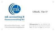 mk accounting & financeconsulting KG -  Bilanzbuchhaltungskanzlei