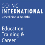 """GOING INTERNATIONAL"" information services G. POLAK KG -  medicine & health Training Education career"