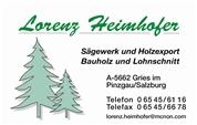 Heimhofer Sägewerk GmbH