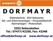 Konrad Dorfmayr Gesellschaft m.b.H. - Expert Dorfmayr GesmbH