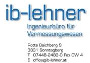 Ing. Ingomar Lehner - IB-LEHNER