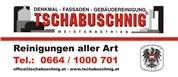 Günther Tschabuschnig - Denkmal Fassaden Gebäudereinigung
