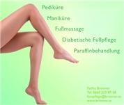 Fathia Brimmer - Fathia Brimmer, Podologische Fußpflege