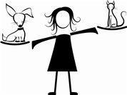 Mag. Michaela Knosp -  Katzenpsychologin, Hundepsychologin, Hundetrainerin, Bachblütenberaterin, Fachkraft für tiergestützte Therapie