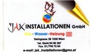 JAK Installationen GmbH