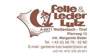 Margarete Bader -  Gerberei, Einzelhandel mit Fell- und Lederwaren