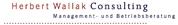 Mag. Herbert Wallak - Wallak Consulting, Management- und Betriebsberatung