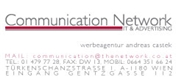 Andreas Walter Castek - Communication Network it & advertising