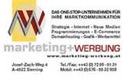 Werner Hartl - Unternehmensberatung und Werbeagentur-Beratungsleitstungen für Marketing, Internetmarketing, Aussenhandel, Transport und Logistik.Das One-Stop-Unternehmen für Ihre Marktkommunikation