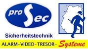 proSec Sicherheitstechnik GmbH - proSec Sicherheitstechnik GmbH