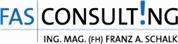 Ing. Mag.(FH) Franz Schalk, CMC - FAS Consulting                       Ing. Mag. (FH) Franz A. Schalk