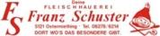 Franz Schuster - Fleischhauerei