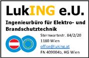 LukING e.U. - Ingenieurbüro für Elektrotechnik und Brandschutztechnik
