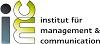"""Institut für Management und Communication (in Kurzform """"IMC"""") - Unternehmensberatung"""