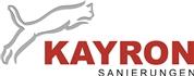 Kayron GmbH - Kayron Sanierung