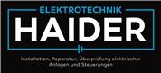 Thomas Haider -  Elektrotechnik Haider