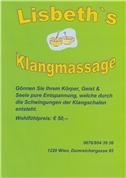 Elisabeth Wolkerstorfer -  Klangmassage und Taxiunternehmen