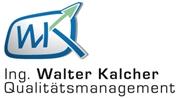 Ing. Walter Kalcher - Ing. Walter Kalcher Qualitätsmanagement