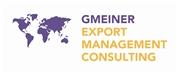 Mag. Hans-Jürgen Gmeiner - Export Management & Consulting