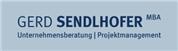 Gerd Sendlhofer - Unternehmensberatung | Projektmanagement