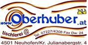 Paul Oberhuber - Tischlerei Oberhuber