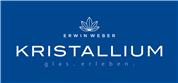 Erwin Weber - KRISTALLIUM glas.erleben.