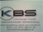 Oswald Hohenberger - KBS Hohenberger Oswald / Kellerwand-& Boden- Spritzabdichtung, +43(0)6764203130