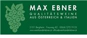 Maximilian Ebner - Weinhandel Ebner