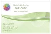 Christin Katharina Butschek -  Büroservice