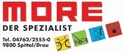 More Maschinen GmbH - MORE der Spezialist