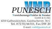 VMB PUNESCH VersicherungsMakler&Berater GmbH. & Co KG - VMBPuneschGesmbH&CoKG