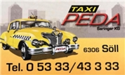 Taxi Peda Saringer KG -  Taxiuntenehmen