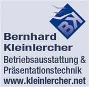 Bernhard Kleinlercher - Betriebsausstattung & Präsentationstechnik