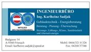 Ing. Karlheinz Sadjak - Ingenieurbüro