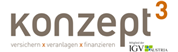 konzept3 staudinger gmbh -  Versicherungsmakler & Finanzberater