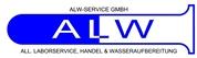 ALW-Service GmbH -  All. Laborservice, Handel & Wasseraufbereitung