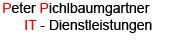 Peter Pichlbaumgartner -  PP IT-Dienstleistungen