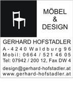 Gerhard Hofstadler-Tröbinger - Gerhard Hofstader