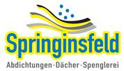 Isolierungen Hans Springinsfeld Gesellschaft m.b.H. - Springinsfeld Abdichtungen Dächer Spenglerei