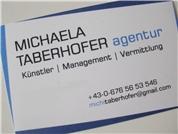 Agentur Michaela Taberhofer e.U. -  Künstleragentur