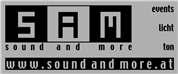 SAM sound and more, Event-, Verleih- und Handels-GmbH -  Veranstaltungstechnik Verleih, Seminartechnik Verleih, Roadshows und Roadshowfahrzeuge