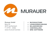 Murauer GmbH - Rechnungswesen & BMD Softwarepower