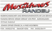 Rudolf Gottfried Pittino - Musikhaus Randeu